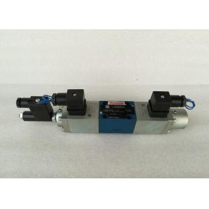 China 24v Dc Industrial Control Valves 4WRE6V08 11 24Z4M Rexroth Solenoid Valve on sale
