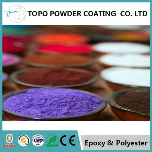 China Garden Furniture Pure Epoxy Powder Coating RAL 1007 Daffodil Yellow Color on sale