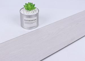 China Waterproof SPC Laminate Commercial Grade Vinyl Flooring High Peel Strength Low Noise on sale