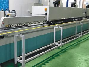 China 18m/Min 55KW Spot UV Coating Machine With 2 Delta Inverters on sale