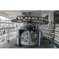Four Tracks Technical Fabric Knitting Machine 3F 3.2F 4F Wide Needle Butt Design