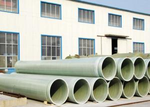 China FRP/GRP /Composite /Fiberglass / Polyester Water Pipe /Water /Supplydrinking Water on sale