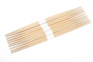 China Eisho Ecofriendly 24CM Disposable Rikyu Nature Color Bamboo Chopsticks on sale