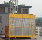 2000kg escolhem as gruas amarelas SC200 do material de construção da gaiola/200 sem VFD