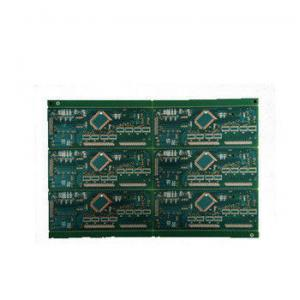 China 1.6MM Thickness FR4 Rigid PCB Board 4 Layer Or 6 Layer multilayer printed circuit board on sale