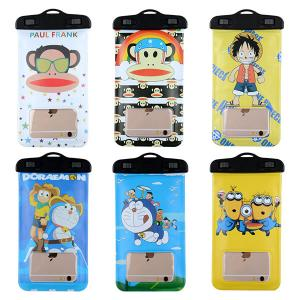 China TPU / PVC / ABS Cool iPhone 6 Plus Accessories Waterproof 6.0 x 3.3 Inch on sale
