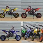 High quality SHDB-002 49cc Mini dirt bike for kids Petrol Motorcycles