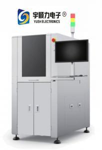 China Demo CO2 UV Fiber Laser Marking Equipment For Resin , Rubber , PCB Material on sale