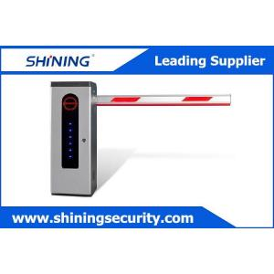 China Hall Sensors Control Parking Lot Barrier Gate With Automatic Shutdown Functions on sale