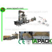 China 500 Kg/Hour Automatic Bottling Machine / Bottling Line Equipment on sale