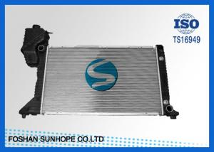 China BENZ Aluminium Auto Radiator , Durable Aluminum Racing Radiator OEM 9015002400/2800 on sale