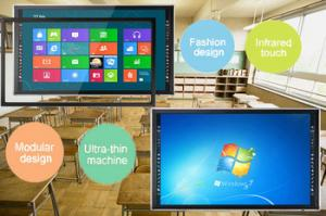 China Riotouch infrared multi touch screen monitor all in one pc, HD LED/LCD touch monitor on sale