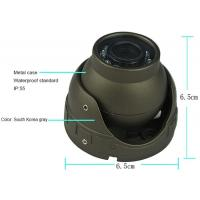 Black Hidden Surveillance Cameras , Backup Remote Spy Camera Anti Theft Bracket