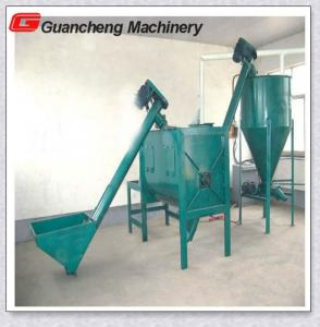 China Automatic Plastering Machine / Cement Plastering Machine For dry mortar batching plant on sale