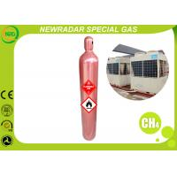 CH4 Organic Gases Gas / Methane Natural Gas Cas 74-82-8 Flammable