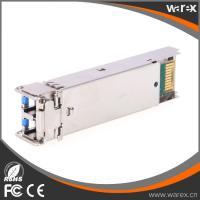 10G SFP CWDM Optical Transceiver Module SFP+ 80km With High Quality