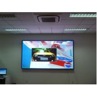 SMD2121 4mm Pixels Ali Full Color Indoor Led Display Screen For Airport