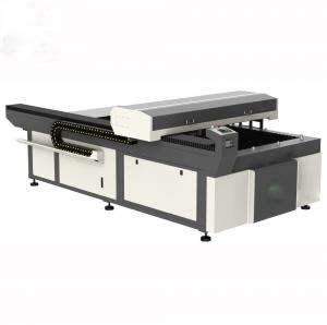 China Fiber laser cutting machine For Metal Acrylic with IPG Laser Head Servo Motor on sale