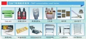 China Samsung pick and place equipment CP40/cp45/SM321/SM411 /SM421 SMT consumables used Series on sale