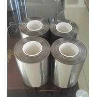 ASTM Standard Titanium Strip / Titanium Alloy Foil For Engines / Marine Applications