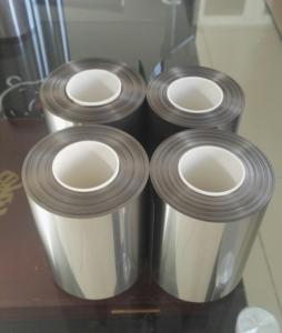 China ASTM Standard Titanium Strip / Titanium Alloy Foil For Engines / Marine Applications on sale