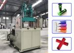 Energy Saving Injection Molding Machine , Vertical Two Color Injection Molding Machine