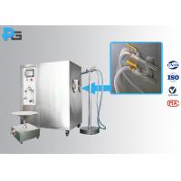 China IP05 IP06 Water Ingress Protection Testing Equipment PLC Support With Third Lab Calibration on sale