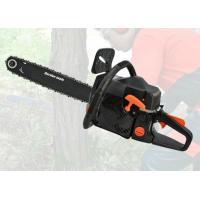 "Wood 22"" Petrol Chain saw power gasoline garden tools tree cutting machine"