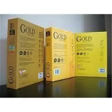 China Gold star A4 Copy Paper 80gsm/75gsm/70gsm on sale