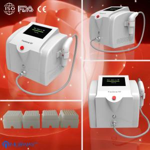 China Microneedle fractional rf wrinkle reduction/spider veins removal/cool rf machine on sale