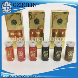 China Original Plants 10 Color Set Eternal Tattoo Ink Cosmetic Kit-Sp19-20 on  Lip on sale