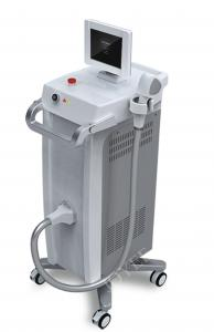 China High powered 800nm 100J / cm2 Pulse Diode Laser Hair Removal Machine on sale