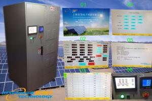 China Anti-islanding test load for PV inverter test system on sale