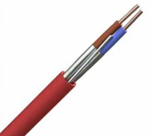 China PH30 SR 114H Standard Fire Resistant Cable FR-LSZH for Fire Detection Circuits on sale