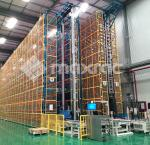 Automated Storage and Retrieval System,Radio Shuttle Pallet Storage System