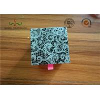 Fancy Sliding Drawer Paper Gift Packaging Box , Cardboard Jewelry Boxes