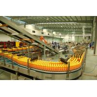 China Stainless Steel SUS304 Fruit Juice Production Equipment With Tuble Sterilizer on sale