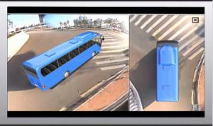 China IP68 ADAS 360 AVM Bus Camera Systems for Blind Spots Detection on sale