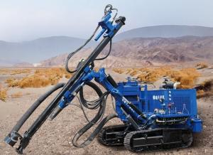 China HYDRAULIC OPEN-AIR BLAST HOLE DRILLING RIG on sale