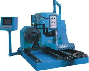 China 6 aixs Plamsa Pipe profile Cutting Machine on sale
