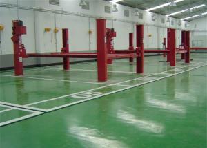 Quality Multi Color Industrial Floor Paint , Warehouse Rustoleum Epoxy Floor  Paint For Sale ...