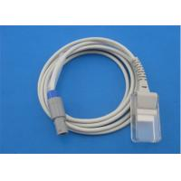 Compatible biolight M6 M12 SPO2 adapter cable / extension cable with 5pin medical supplies