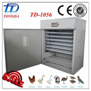 China automatic chicken egg incubator for 1056 eggs high quality on sale