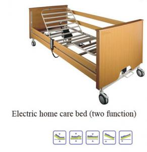 China Euro style Comfort  Five 5 function Electric Homecare Bed, nursing bed with Linak motor on sale