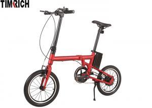 China TM-TM-Z02  Ultra Light Electric Battery Powered Bike / 16 Inch Electric Bike 36V 150W Brushless Motor on sale