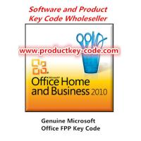 OEM Microsoft Office 2010 Product Key, Cheap wholesale Office Home And Business 2010 OEM Key Code