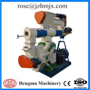 China High capacity high quality poultry feed manufacturing machine with an competitive price on sale