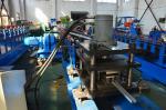 1,5 - 2.0m m rollo solar del puntal de 19 estaciones del rodillo que forma la perforación del equipo y cortar hidráulicos