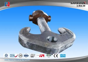 China Heavy Duty Crane Lifting Hooks DG20Mn Carbon Steel Industrial Forging on sale