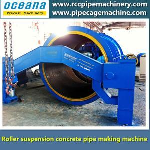 China XG Series Concrete Pipe Making Machine on sale